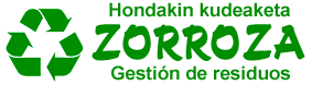 Zorroza S.L. Gestión de Residuos Logo